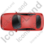 Executive Car Top Red Icon