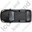 Hatchback Top Black Icon