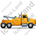 Tow Rig Right Yellow Icon