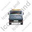Recovery Truck Back Grey Icon, PNG/ICO, 64x64