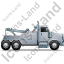 Tow Rig Right Grey Icon