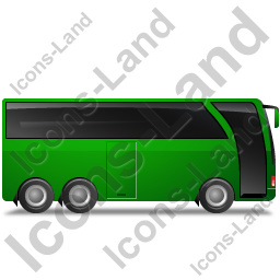 Coach Right Green Icon