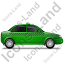 Taxi Right Green Icon