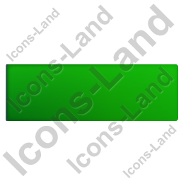 Box Trailer Top Green Icon, PNG/ICO, 256x256