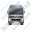 Tractor Unit Front Grey Icon