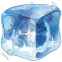 Ice Icon, PNG/ICO, 128x128