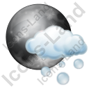 Night Hail Occasional Icon, PNG/ICO, 128x128