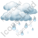 Rain Light Icon