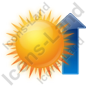 Sunrise Arrow Icon