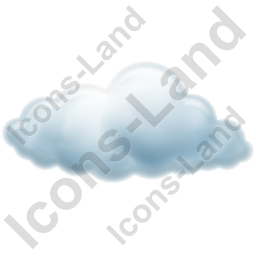 Cloud 3 Icon, AI, 256x256