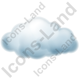 Cloud 4 Icon, AI, 256x256