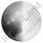 Moon Phase Last Quarter Icon