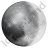 Moon Phase Waning Gibbous Icon