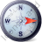 Wind Direction E Icon