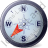 Wind Direction SW Icon