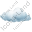 Cloud 3 Icon