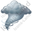 Funnel Cloud Icon