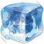 Ice Icon, PNG/ICO, 64x64