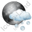 Night Hail Occasional Icon, PNG/ICO, 64x64