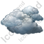 Night Overcast Icon