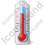 Thermometer Air Hot Icon